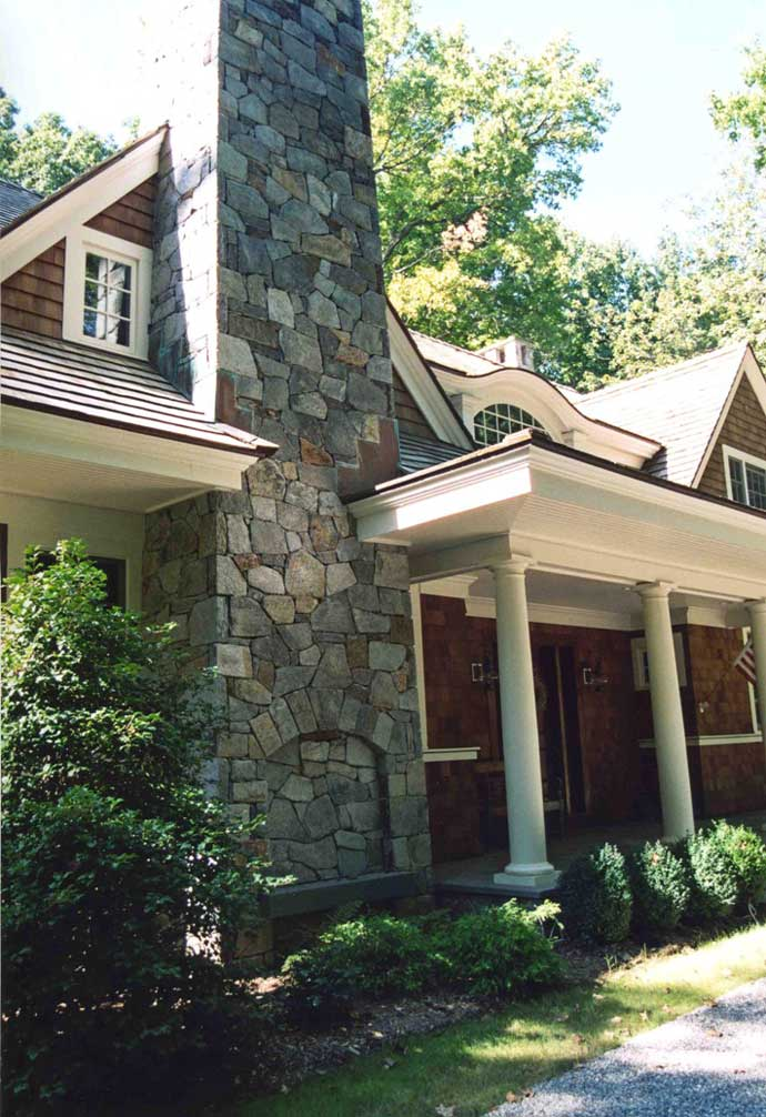 Exterior Home Building Projects