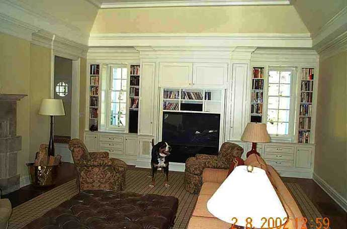 Home Interior Building Projects
